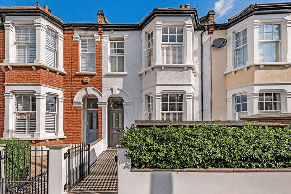 House Prices in Brixton