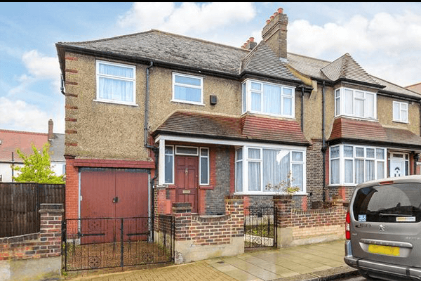 House Prices in Leyton