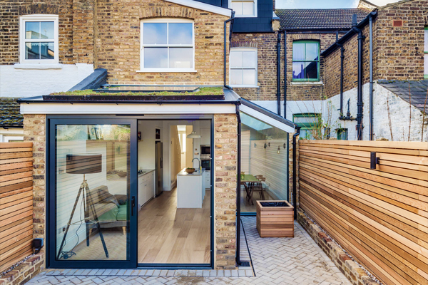 House Extension Architects in North London